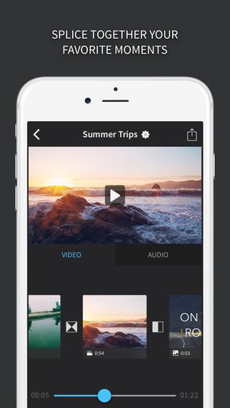 Splice – Video Editor Free