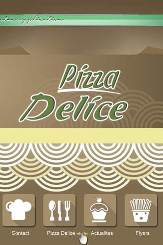 Pizza Delice screenshot 1