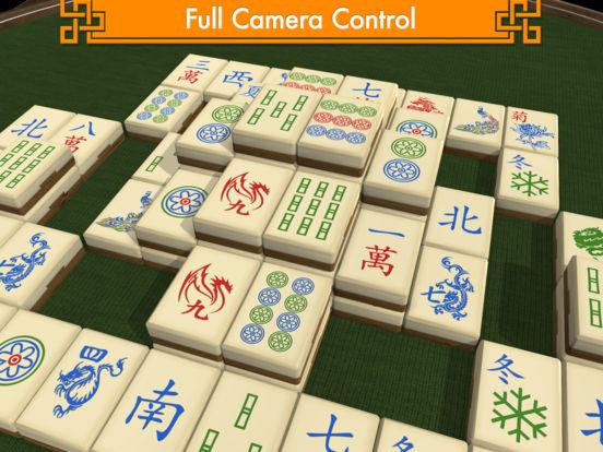 MahJong iPad Screenshot 3
