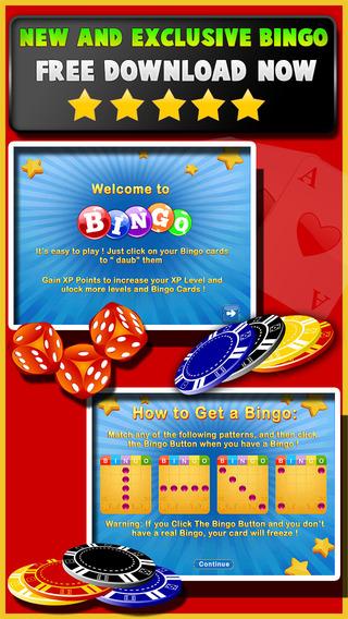 BINGO CASINO LAS VEGAS - Play Online Casino and Gambling Card Game for FREE