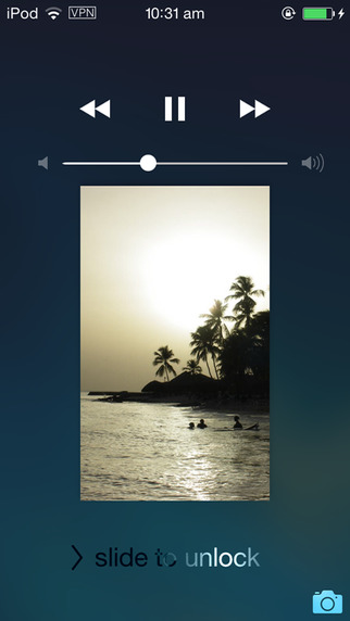 Beach Sounds Relax and Sleep-A music therapy app