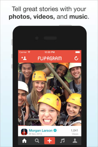 how to delete photos from videos flipagram