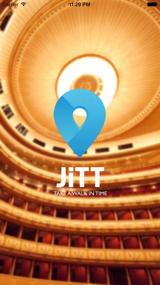 Vienna JiTT City Guide Tour Planner with Offline Maps