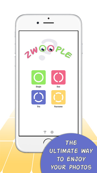 Zwoople - The concentration game with your photos