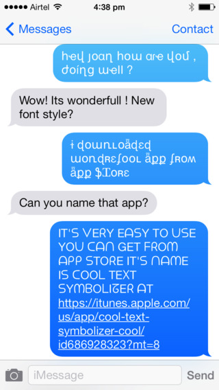 Cool Text Symbolizer ⓒⓞⓞⓛ Fonts for Instagram and Comments Texts Tweets