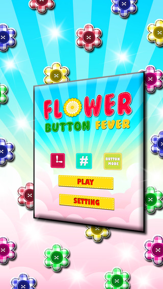 Flower Button Fever Free