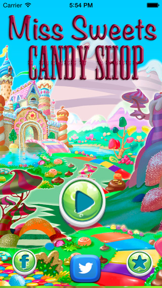 Miss Sweets Match Game - Super Fun Kids Game