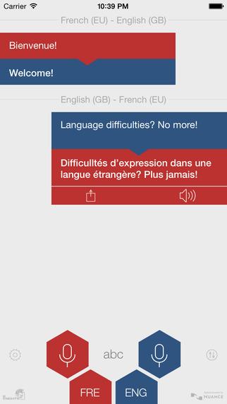 Babel French Voice Translator
