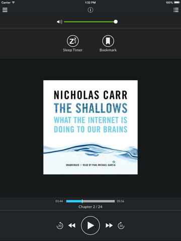 the shallows nicholas carr The shallows: what the internet is doing to our brains and the shallows: what the in is the internet making us stupid in this book nicholas carr argues that.