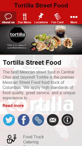 Tortilla Street