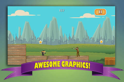 A Action Run Ninja Run screenshot 2