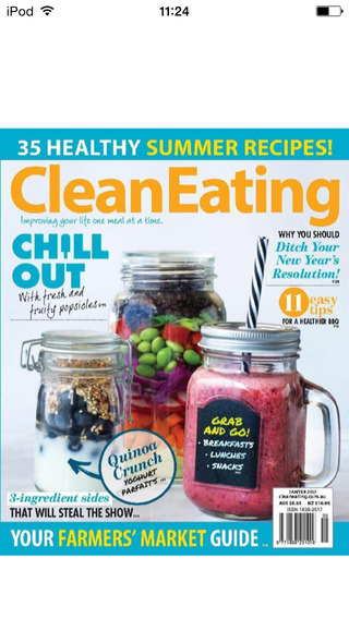 Clean Eating Magazine Australia