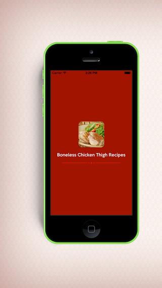 Boneless Chicken Thigh Recipes Video Listing App