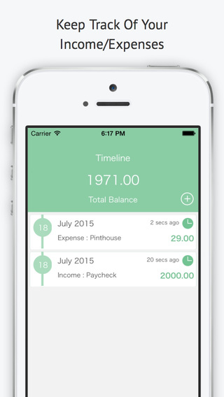 Online Wallet- Easily Track Personal Finances