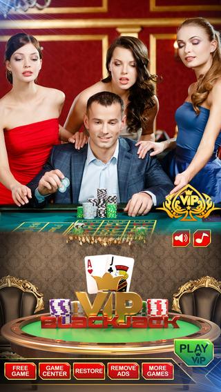 Blackjack VIP - Vegas Classic Edition
