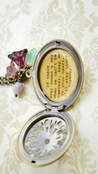 Locket Photo Frames Exquisite