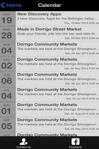 Discover Dorrigo screenshot 4