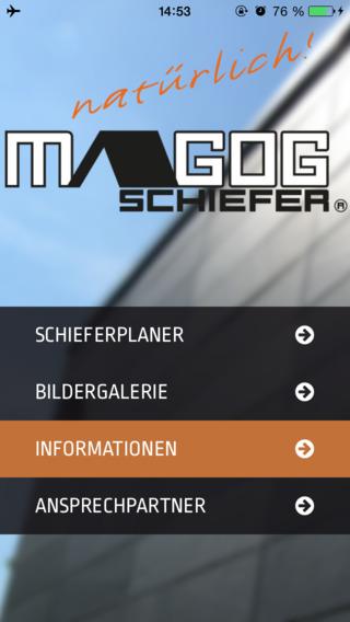 Magog Schiefer Planer