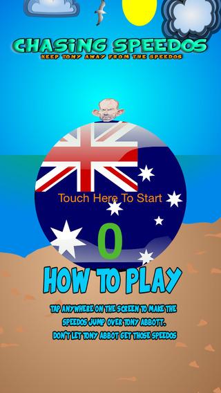 Chasing Speedos - Australia Day Featuring Tony Abbott