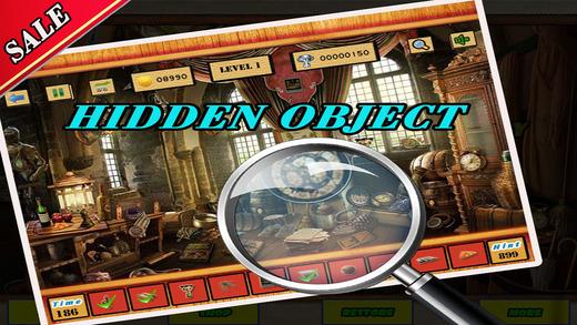 Hidden Object : Personal Mystery