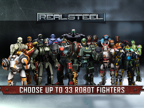 Real Steel screenshot