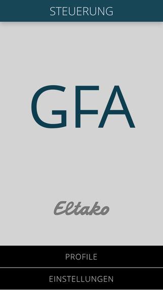Eltako GFA