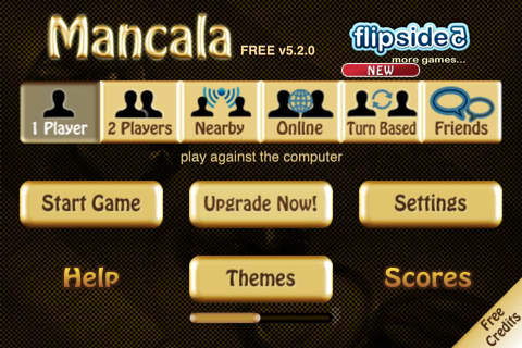 Mancala FS5 screenshot 1