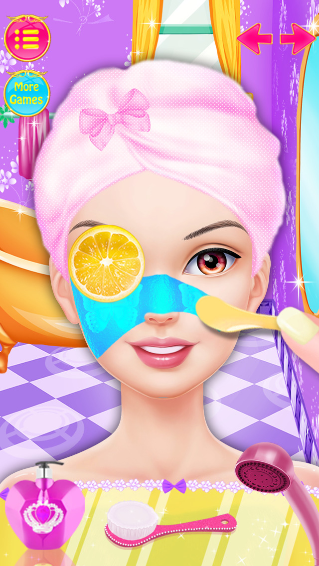 App shopper fashion doll makeover beauty salon games Fashion style and beauty games