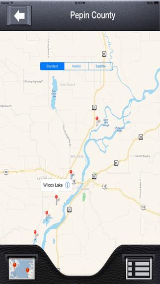 免費下載旅遊APP|Wisconsin Lakes & Ramps app開箱文|APP開箱王
