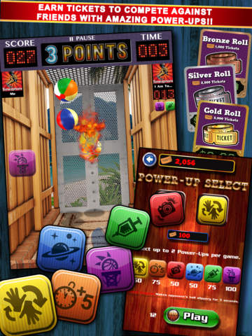 Screenshots of Arcade Basketball Blitz Online for iPad
