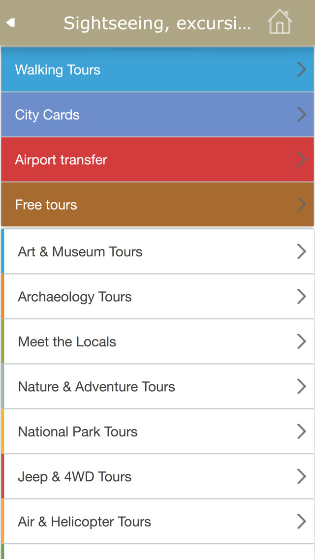 Image of Rome Guide Events, Weather, Restaurants & Hotels for iPhone