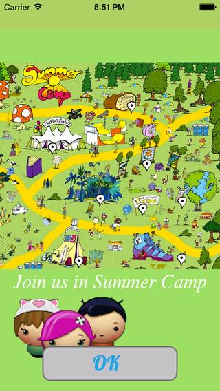 Summer Camp Challange
