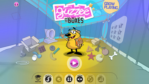 Guzzee and the Boxes