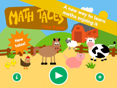 Math Tales - The Farm