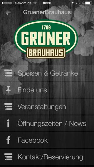 Grüner Brauhaus