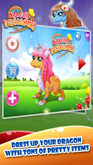 Dragon Designer - A Dragon Making Game by Ortrax Studios
