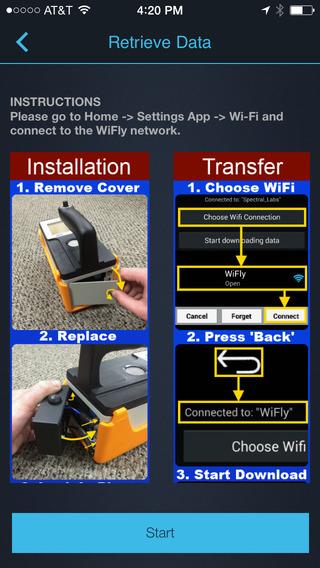 RadMATE - SmartPhone Reachback