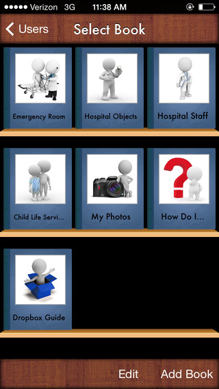 i Get... Going to the Hospital and Accessing Child Life Services with Medical Photo Vocabulary and P