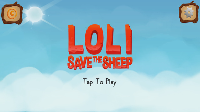 Loli Save the Sheep