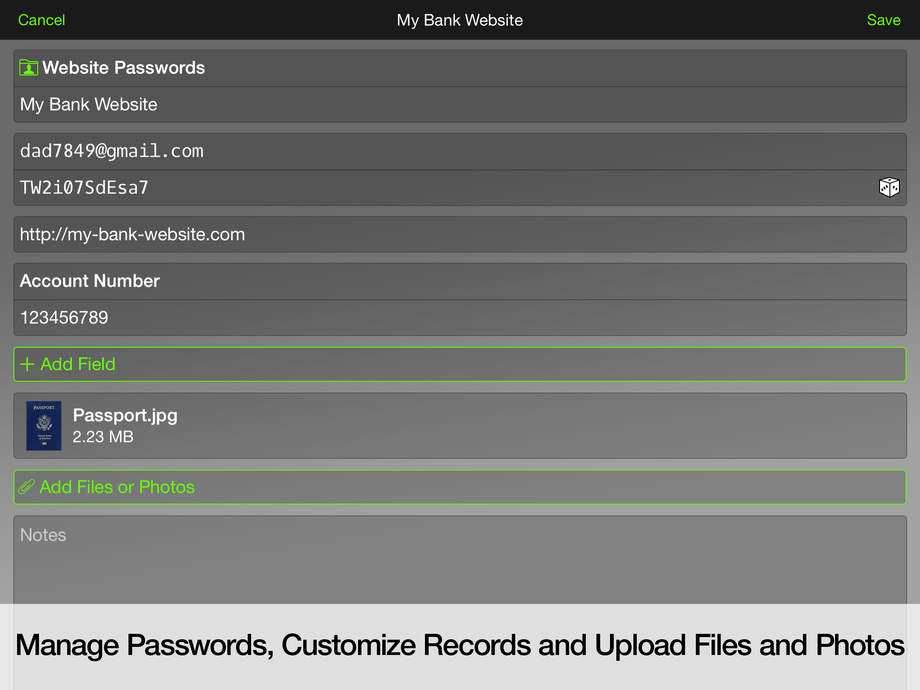 Keeper® Password Manager & Digital Vault - Secure and encrypted data storage for your passwords, files, photos and notes. - iPhone Mobile Analytics and App Store Data