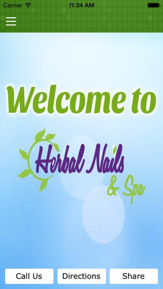 Herbal Nails Spa