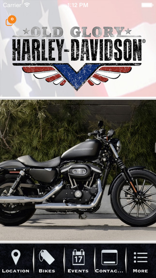 Old Glory Harley-Davidson®