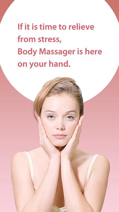 Body Massager Lite iPhone Screenshot 3