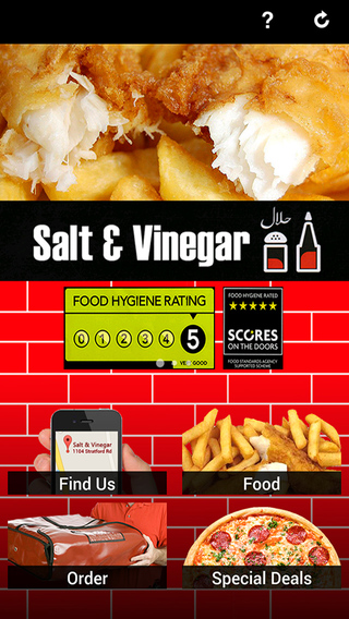Salt Vinegar