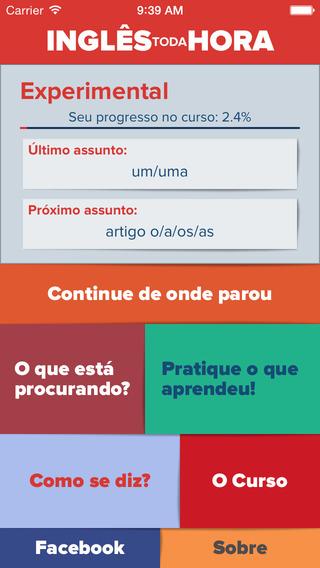 InglêsTodaHora