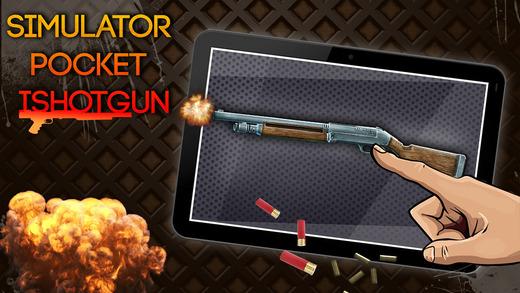 Simulator Pocket iShotgun