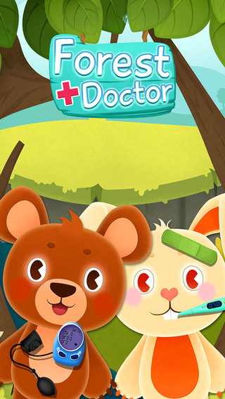 Little Forest Doctor - Pet Hospital Animal Rescue