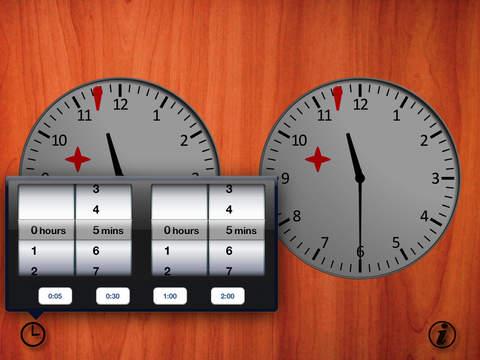ChessClock iPad Screenshot 4