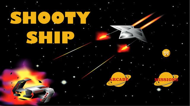 玩免費遊戲APP|下載Shooty Ship! app不用錢|硬是要APP