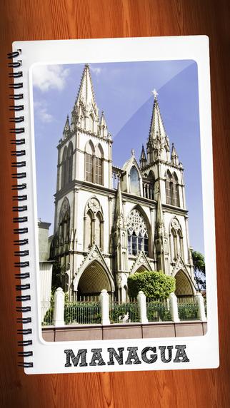 Managua City Offline Travel Guide